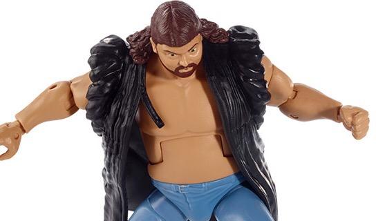 Mattel WWE SDCC exclusive Shockmaster -main image