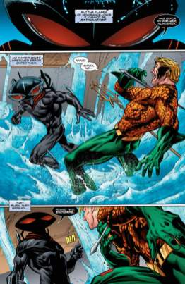 Aquaman issue 2 review The Drowning -_3