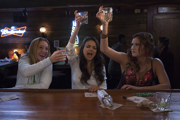 Bad Moms - Kristen Bell, Mila Kunis and Kathryn Hahn