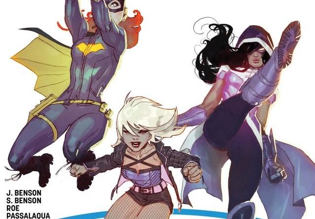 Batgirl and the Birds of Prey Rebirth 1 variant