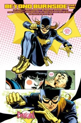 Batgirl issue 1 - pg 2