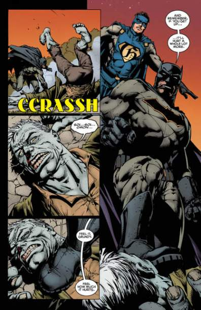 Batman issue 2 I am Gotham review -_5