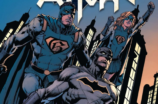 Batman issue 2 I am Gotham review - cover