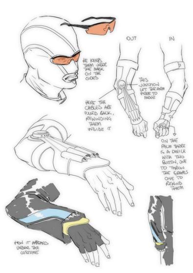 DC Comics Vigilante -gadgets-min