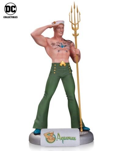 DCC SDCC reveals DC_Bombshells_Aquaman_Statue_1_