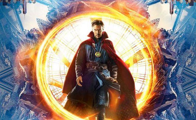 Doctor Strange trailer poster
