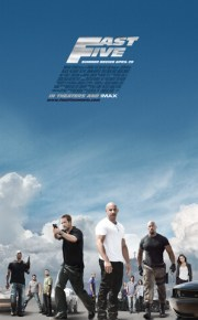 Fast Five movie poster