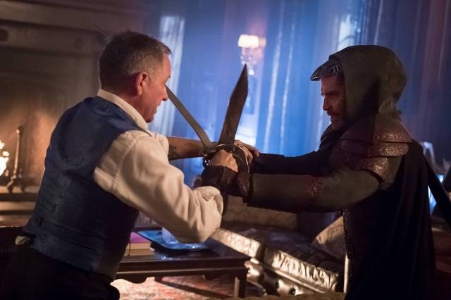 Gotham - Unleashed - Alfred vs Azrael