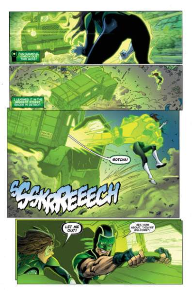 Green Lanterns issue 2 Rage Planet_4