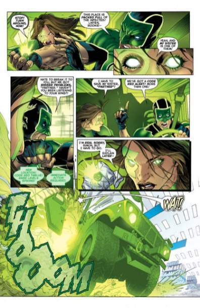 Green Lanterns issue 2 Rage Planet_5