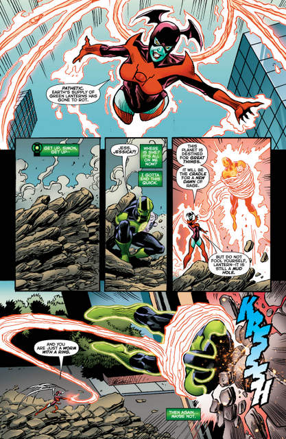 Green Lanterns issue 3 page 5