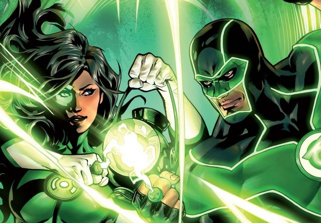 Green Lanterns issue 3 variant
