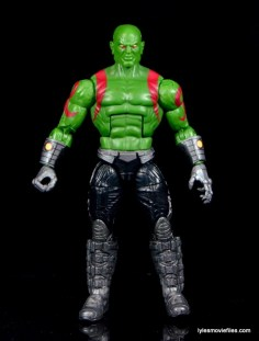 Guardians of the Galaxy Marvel Legends exclusive - Drax straight