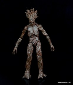 Guardians of the Galaxy Marvel Legends exclusive - Groot front 1
