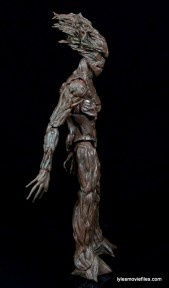 Guardians of the Galaxy Marvel Legends exclusive - Groot right side