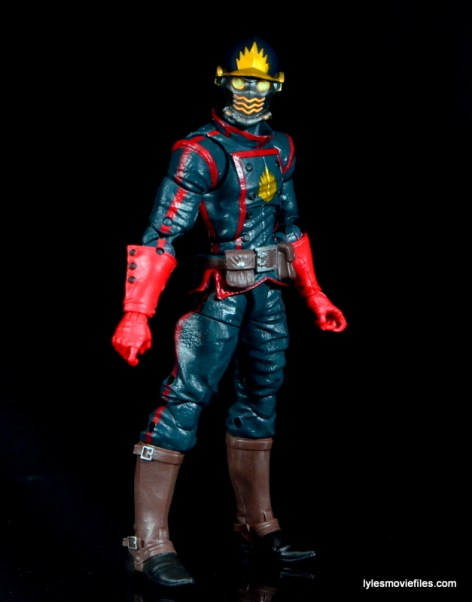 Guardians of the Galaxy Marvel Legends exclusive -Star-Lord standing