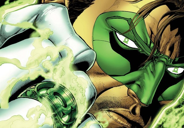 Hal Jordan and GLC Rebirth issue 1 review cover