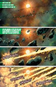 Hal Jordan and GLC Rebirth issue 1 review page_1