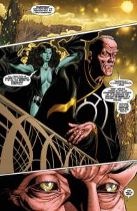 Hal Jordan and GLC Rebirth issue 1 review page_3