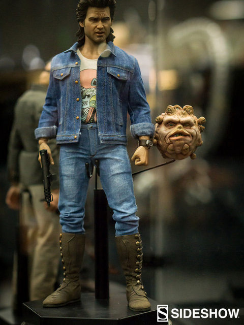 Jack Burton Big Trouble in Little China figure - wide