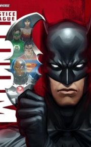 Justice League Doom movie poster