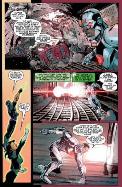 Justice League issue 1 page_10