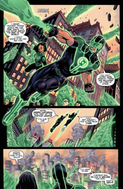 Justice League issue 1 page_9