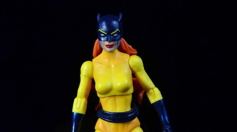 Marvel Legends Hellcat figure review - main pic