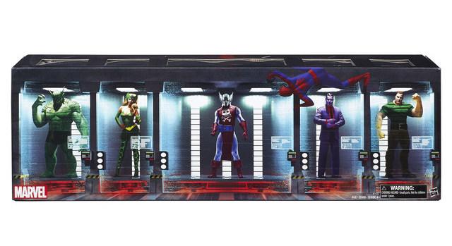 Marvel The Raft Legends SDCC Collection_pkg