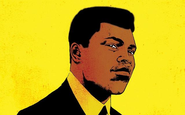 Muhammad Ali Dark Horse Comics - Copy-min