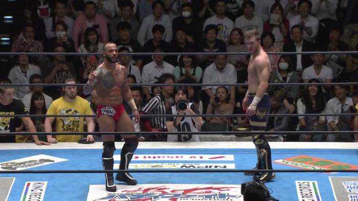 Ricochet vs Will Ospreay