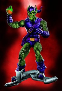 Spider-Man Marvel Legends - GREEN GOBLIN