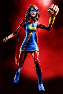 Spider-Man Marvel Legends - MS MARVEL