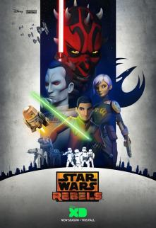 Star Wars Rebels Season 3 - KEYART-min