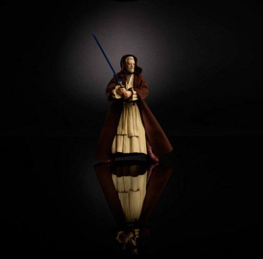 Star Wars SDCC Star Wars Black -Obi-Wan Kenobi