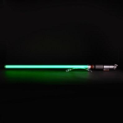 Star Wars SDCC Star Wars Black -_E6_FX Luke Skywalker Lightsaber