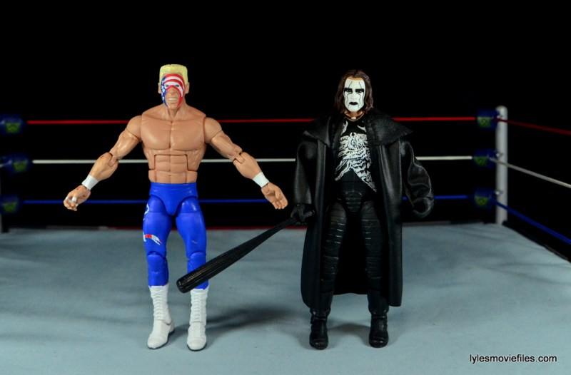 Sting Defining Moments figure review - Sting Defining Moments figures