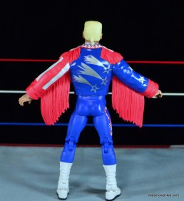 Sting Defining Moments figure review - jacket rear