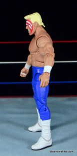 Sting Defining Moments figure review - left side