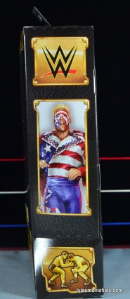 Sting Defining Moments figure review - package side