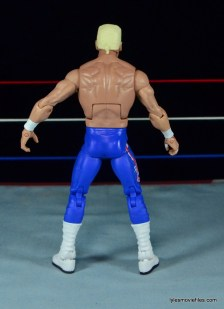 Sting Defining Moments figure review - rear