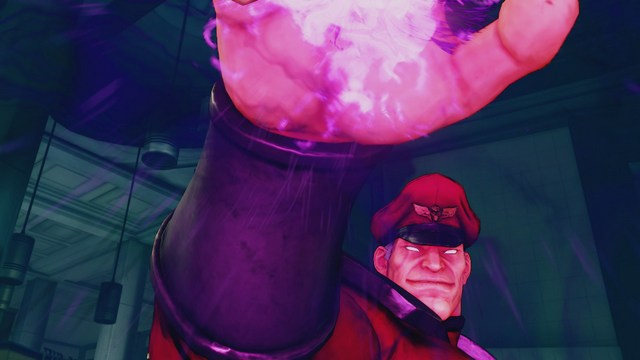 Street Fighter 5 - A Shadow Falls - M. Bison