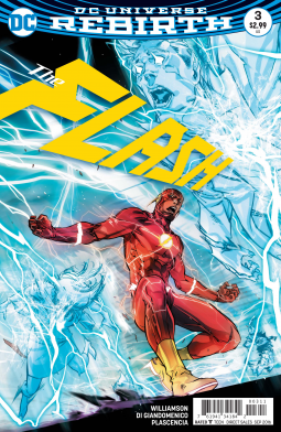 The Flash issue 3