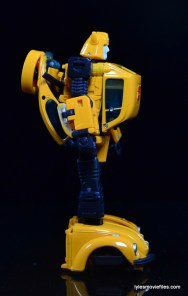 Transformers Masterpiece Bumblebee review -right side