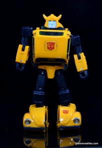 Transformers Masterpiece Bumblebee review - straight
