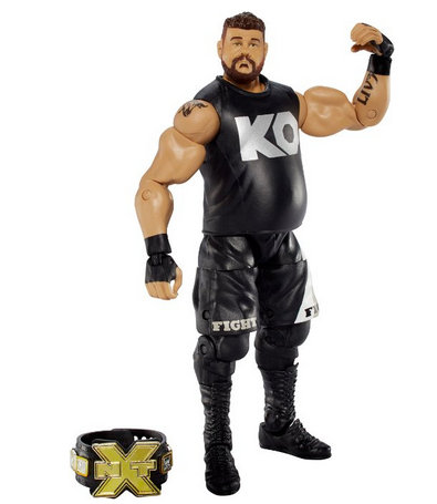 WWE Elite Kevin Owens 43 Figure