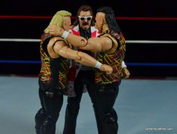 WWE Nasty Boys Elite 42 -huddling with Jimmy Hart