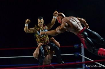 WWE Nasty Boys Elite 42 -taking Doomsday Device