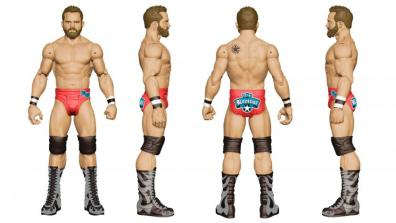 WWE SDCC 2016 reveals -Dash Wilder Battle Pack 45
