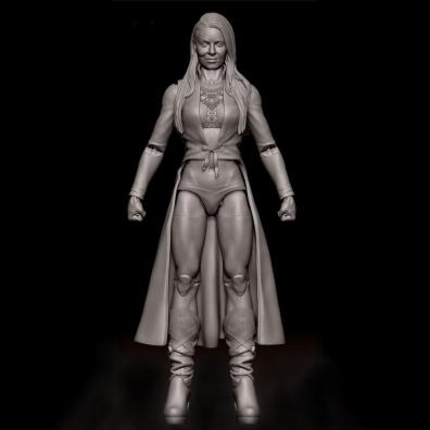 WWE SDCC 2016 reveals - Maryse